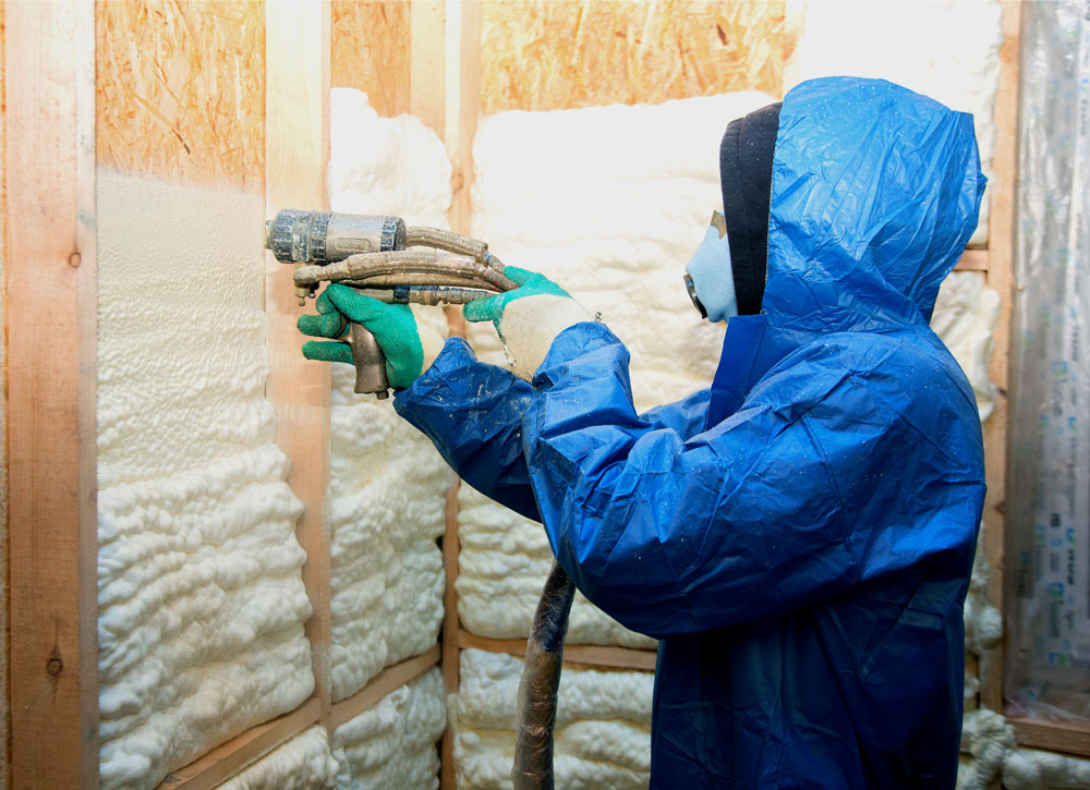 Service: Insulation Install