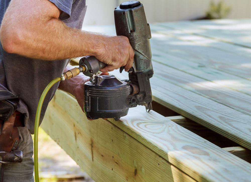 Service: Pneumatic Tool Repair