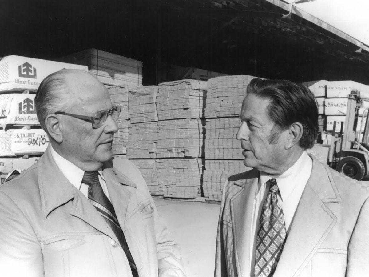 Henry Roose & Maurice Udes