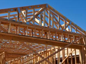 Residential End Frame Truss