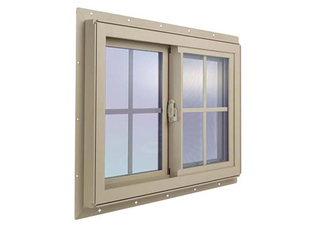 6000 Series Horizontal Slider Vinyl Window Builders Supply