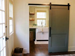 Interior Panel & Barn Doors