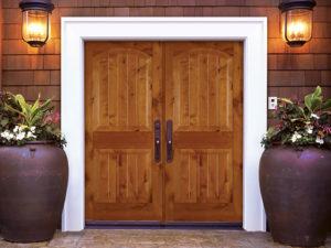 Traditional Exterior Doors
