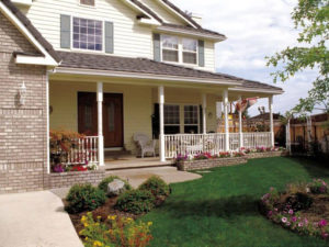 Poly-Classic Porch Posts