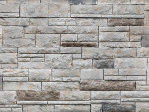Tight-Cut Style Stone Siding