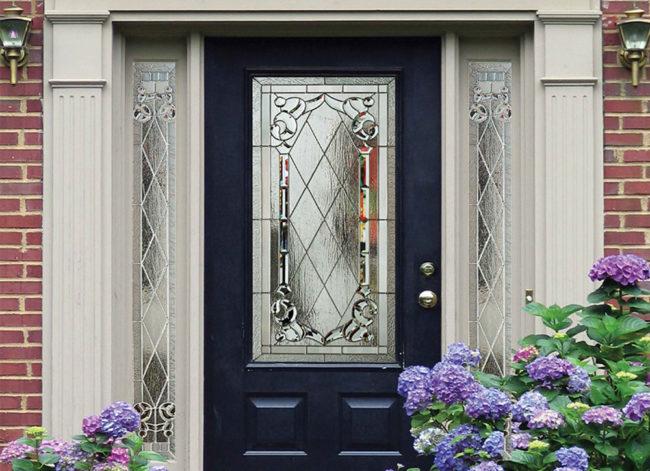Decorative Doorglass